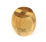воспитательной деревянной бочки головоломка разблокировка игра игрушка для детей / детей - деревянные