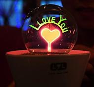 романтический фейерверк ночь свет цветок светодиодные лампы искусственной травы горшечных растений дети (случайный цвет)
