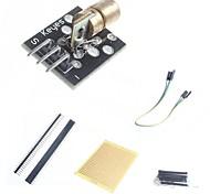cheap -DIY 650nm Laser Sensor Module and Accessories for Arduino