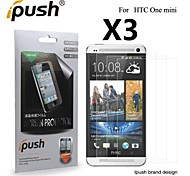 cheap -Screen Protector HTC for PET 3 pcs Ultra Thin