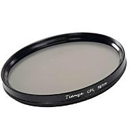 tianya® 58мм CPL поляризатор фильтр круговой для канона 650D 700D 600D 550D 500D 60D 18-55mm объектив