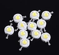 cheap -3W High-Power White Light LED White Light Beads Astigmatism Lighting LED 140-150LM(10Pcs)