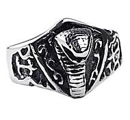 Недорогие -персональный подарок модный ювелирных изделий нержавеющей стали выгравирован мужской кольцо