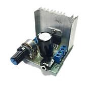 cheap -AT102 Dual Channel Noiseless TDA7297 Power Amplifier Board Module