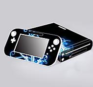 Недорогие -б-Skin® консоли Wii U защитная наклейка обложка кожи наклейка контроллер кожи