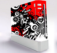 preiswerte -b-Skin® Wii-Konsole Schutzaufkleberabdeckung Haut Controller Haut Aufkleber