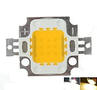 10W 900LM White/Warm White 3000K/6000K High Bright LED Light Lamp Chip DC 9-12V