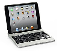 Slim Portable Wireless Bluetooth Keyboard Case Cover Stand Protector for iPad mini 1/2/3(Assorted Color)