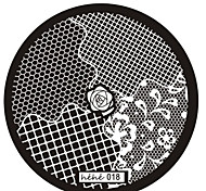Nail Art Stamp Stamping Image Template Plate hehe Series NO.18