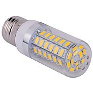 YWXLight® E26/E27 LED Corn Lights 60 SMD 5730 1500 lm Warm White Cold White AC110 AC220 V