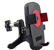 Стенд / крепление для телефона Автомобиль Отверстия для вентиляции Регулируемая подставка Пластик for Мобильный телефон