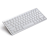 Mini Bluetooth 3.0 teclado inalámbrico ultra delgado para Apple iPad 2 / iPad aire aire / Mini iPad / iPad 2/3/4 / iphone 6 más / 5s