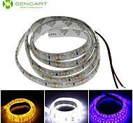 cheap -SENCART Flexible LED Light Strips 120 LEDs White Yellow Blue Cuttable Waterproof DC 12V