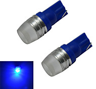 cheap -50-100 lm T10 Decoration Light 1 leds High Power LED Blue DC 12V