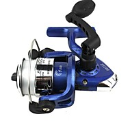 Blue High End Fishing Tool Fishing Line Wheel The handle You can Fold