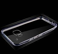 Недорогие -0,3 ультра тонкий стиль мягкой эластичное покрытие TPU для HTC Один М9 (разных цветов)
