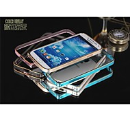 Special Design Metal Bumper for Samsung Galaxy S4 I9500 Galaxy S Series Cases / Covers