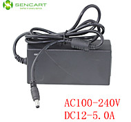 abordables -1/1.5 - M SENCART Conectable ) - 60 - ( W ) - Alimentación - AC100-240 - ( V )