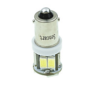 abordables -SO.K BA9S Bombillas LED de Alto Rendimiento / SMD 5630 400-550lm Luz de Intermitente For Universal
