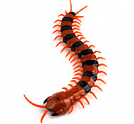 cheap -Prank Funny Toys Remote Control Animal Toys Centipede millipede Creepy-crawly Remote Control / RC Simulation Plastic ABS 1 Pieces