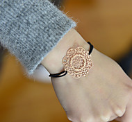 cheap -Fashion Women Star Cut Out Stamping Elastic Bracelet
