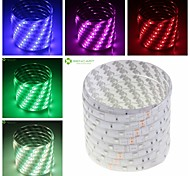 5M 36W Waterproof 150x5050SMD Warm White / Cool White / Red / Yellow / Blue / Green LED Strip Lamp DC12V