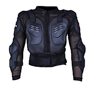 cheap -PRO-BIKER P-13 Motorcycle Racing Jacket Motocross Full Body Armor Spine Chest Enhanced Thickening