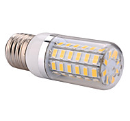 YWXLight® E26/E27 LED Corn Lights 60 SMD 5730 1200 lm Warm White Cold White AC 110-130 AC 220-240 V 1pc
