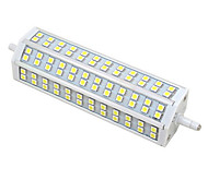 cheap -1pcs R7S 12W 72SMD 5050 700-850LM Warm/Cool White Dimmable Recessed AC 85-265V