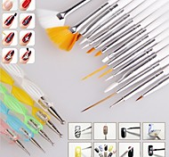 Nail Art Kits Nail Art Decoration Tool Kit Makeup Cosmetic Nail Art DIY