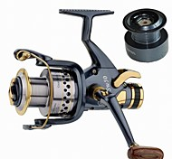 cheap -Good Quality 10 Ball Bearings Carp Fishing Reels Spinning Fishing Reel Sea Fishing