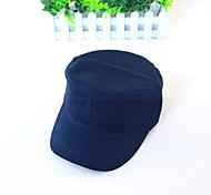 abordables -Hombre Sombrero Militar Casual - Todas las Temporadas - Algodón