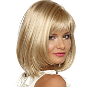 Women's Fashion Bob style Synthetic wigs with Full Bang for women
