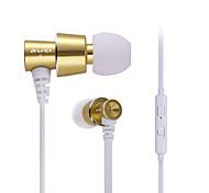 Awei s60hi наушники для музыки и звонков