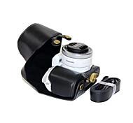кожа масло кожа сумка съемная крышка камеры dengpin® пу для Samsung nx500 с 16-50mm объективом (ассорти цветов)
