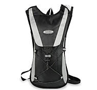 5L L Hydration Pack & Water Bladder Cycling Backpack Backpack for Fishing Climbing Leisure Sports Badminton Basketball Beach Cycling/Bike