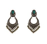 cheap -Women's Drop Earrings - Black Dark Green Earrings For Wedding Party Daily Casual Sports