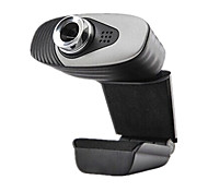 economico -usb 2.0 webcam webcam video digitale web camera HD 12m con il mic assorbimento acustico per il pc del computer portatile