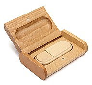 cheap -32GB usb flash drive usb disk USB 2.0 Wooden Compact Size