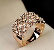 Недорогие -Жен. Массивные кольца Мода Сплав Бижутерия Свадьба Для вечеринок Повседневные Спорт