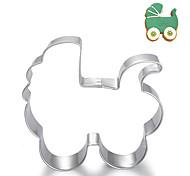 детская коляска детская коляска форма Формочки фруктов вырезать формы из нержавеющей стали
