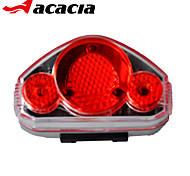 cheap -Bike Lights Safety Lights Rear Bike Light - - Cycling Easy Carrying Button Battery Lumens Battery Cycling/Bike - Acacia