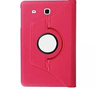 economico -Custodia Per Samsung Galaxy Tab S2 9.7 Tab S2 8.0 Samsung Galaxy Custodia Con supporto Con chiusura magnetica Rotazione a 360° Integrale