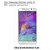 Недорогие -ipush высокой прозрачности HD ЖК-экран протектор для Samsung Galaxy Примечание 5