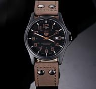 Men Watch Leisure Fashion Unisex Watch Students Wrist Watch Calendar Quartz Watch Cool Watch Unique Watch