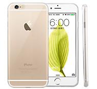 stiger®transparent силиконовые задняя обложка чехол для iPhone 6 / 6с