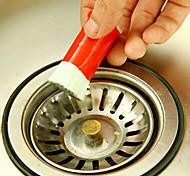 2pc волшебная палочка нержавеющая сталь очистка щеткой металлическая очистка от ржавчины