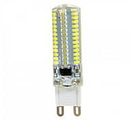 ywxlight® e14 g9 g4 e17 привело свечи кукурузы 104 smd 3014 720 лм теплый белый холодный белый переменный ток 220-240 переменного тока 110-130 В