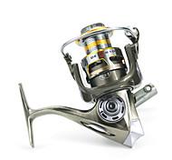 Mulinelli da pesca Mulinelli per spinning 5.2:1 12 Cuscinetti a sfera IntercambiabilePesca di mare / Pesca a mulinello / Pesca a ghiaccio