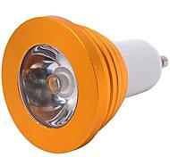 cheap -YWXLIGHT® 300 lm E14 GU10 E26/E27 LED Spotlight MR16 1 leds High Power LED Dimmable Remote-Controlled RGB AC 85-265V